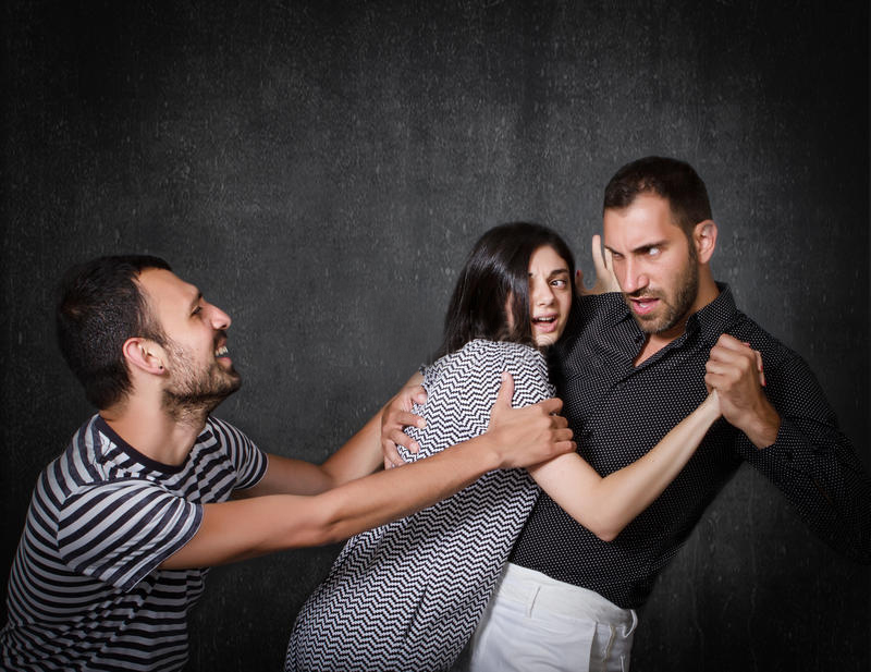 Why do couples always desire a threesome
